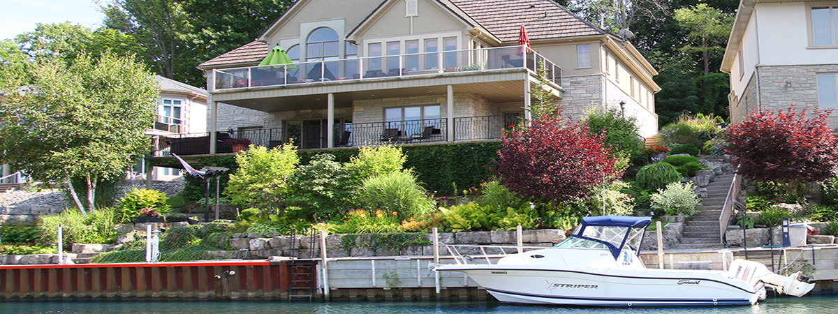 waterfront property for sale Port Dover